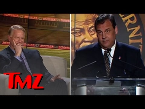 Gov. Chris Christie: Not all Fat Guys are Funny