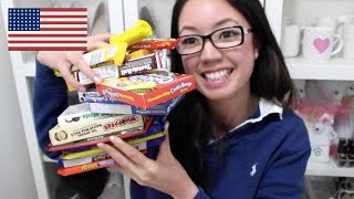 Massive | Trying American Candy! | Rosellalee ❤