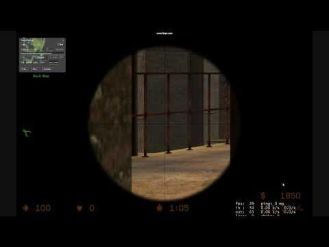 {CH3V} GOT A HACKER ON A MATCH IN CSS HD