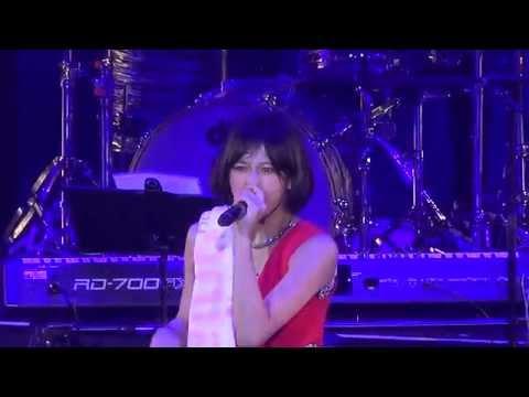 西内まりや 2014.12.28 RISING福島復興支援コンサート