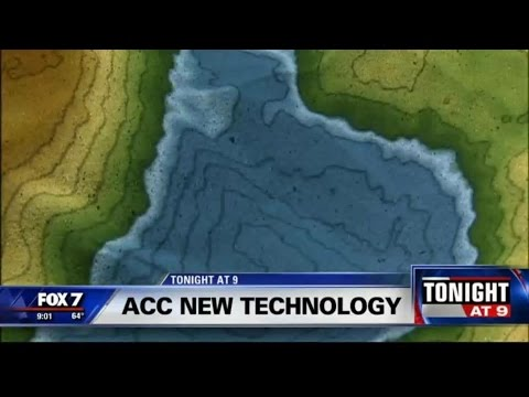 Interactive Topographic Map: Fox 7 News - YouTube