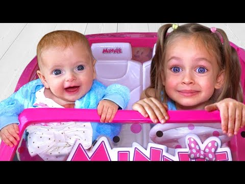 Games and Toys Song Nursery Rhymes for Kids with Maya and Mary