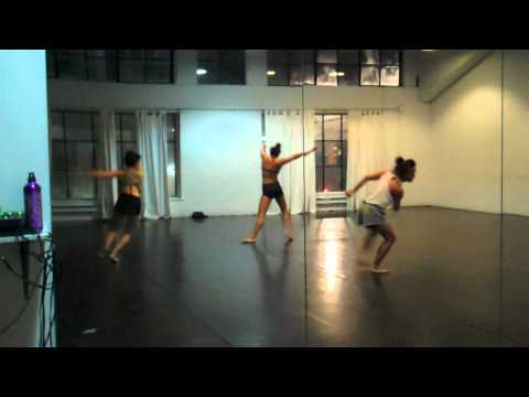 Julia's class at oip- 'wolves' combo