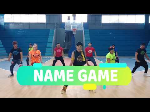 NAME GAME By Laura Branigan | RETROFITNESSPH | Retro King Bennie Almonte