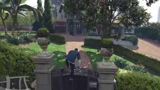 GTA 5- Garaj Baskını ve Araç Çalma Bölüm#4