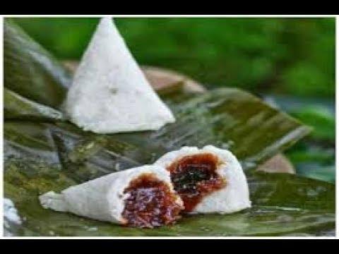 Resep Cara Membuat Kue Tradisional Kue Awug Awug Tepung Ketan Gula Merah Nikmat