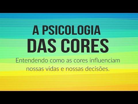 A Psicologia Das Cores - Entendendo O Significado Das Cores
