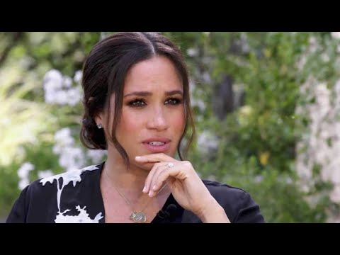 Meghan Markle Accuses Royal Family of Spreading Lies in New Oprah Interview