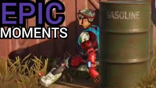 EPIC Moments Montage (Funny Ragdolls, Insane Kills And Epic Killcams) - COD Mobile