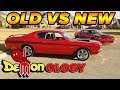 2018 Dodge Demon meets father from 1971 - Demonology Live