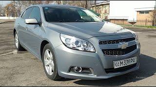 18+ Chevrolet Malibu 1 LT !  Доступный Люкс !  Тест Драйв Шевролет Малибу
