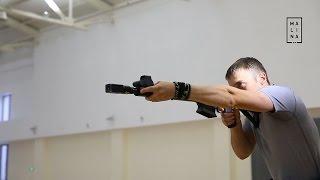 Мастер-класс: отработка стрелковых навыков вхолостую