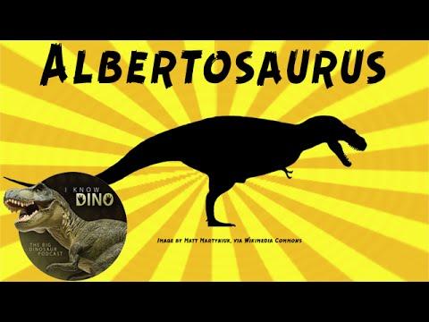 Albertosaurus: Dinosaur of the Day