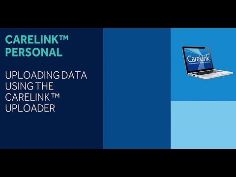 Medtronic Diabetes - CareLink™ Personal - How To Upload to CareLink