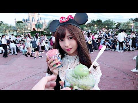 ディズニーで美少女と1日デートしたら男は恋に落ちるのか?〜1万円使いきるまで帰れません!!〜