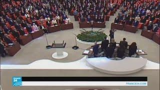 البرلمان التركي يمدد حالة الطوارئ