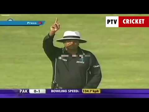 Pakistan Vs India 4th Odi at Gwalior, Full HD Highlights 2007