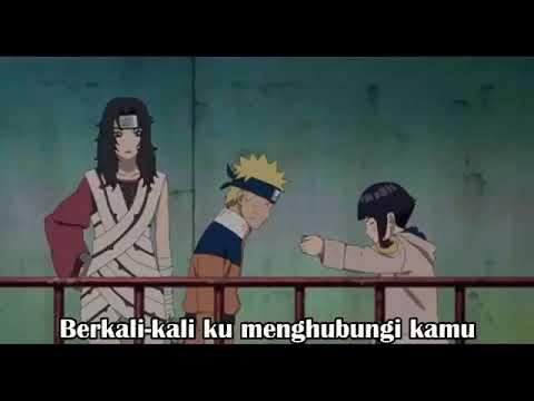 Kau senyum semanis buah versi Naruto