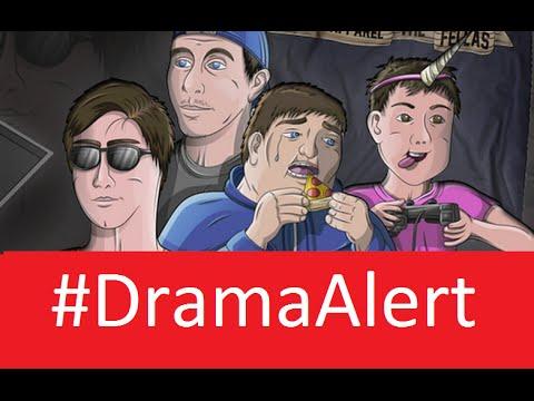 The Fellas Breakup #DramaAlert Red Tenser, Red Nudah, Red Kiwiz - Caitlyn Jenner