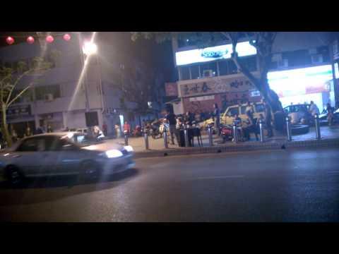 Street Music, Miri, Malaysia- March, 2014