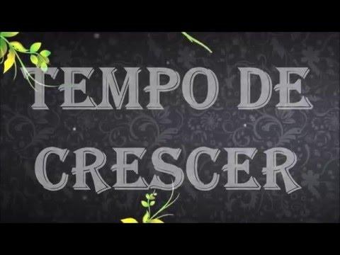 Tempo de crescer - Fernanda Brum (playback legendado)