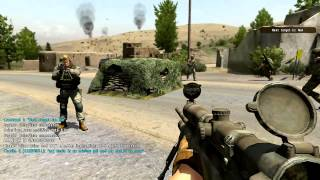 ARMA II : Operacion ArrowHead: Simulador de Guerra (Solo Gameplay)
