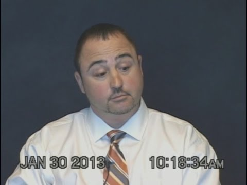 Business Theft Deposition