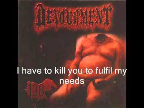 Devourment - Festering Vomitous Mass (Karaoke - Sub)