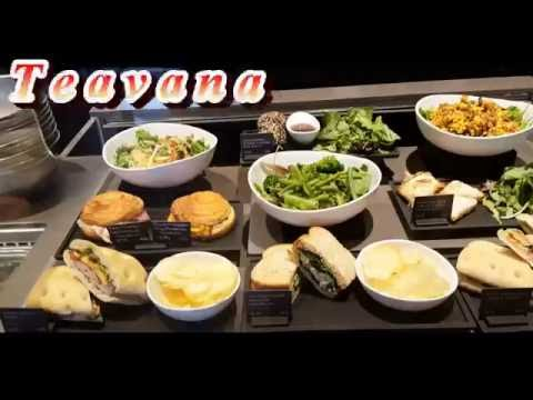 Tour De La Vegetarian Seattle: Teavana