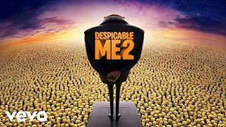 Pharrell Williams - Happy (Despicable Me 2 - Lyric Video)(Purchase the