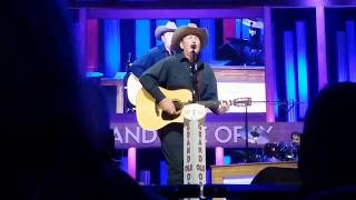 David Ball - I Got A Broken Heart In The Mail live at the Grand Ole Opry YouTube Videos