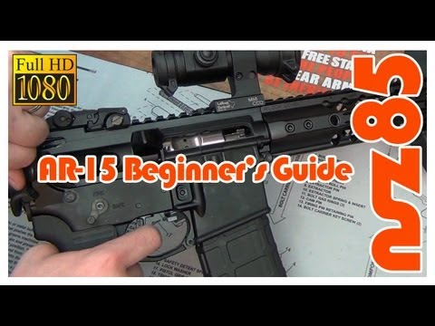 AR-15 - The Beginner's Guide - What to Know About the AR-15