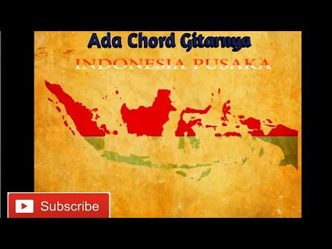Indonesia Raya ~ Chord Guitar Cover [GFChannel]
