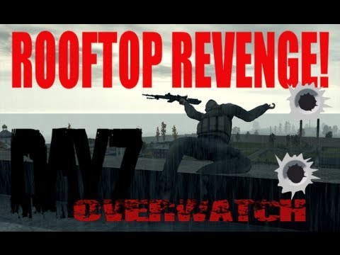 DayZ Overwatch - Rooftop Revenge!