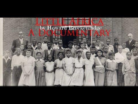 Little Africa - A Documentary On A Forgtten Town In Louisville, Kentucky