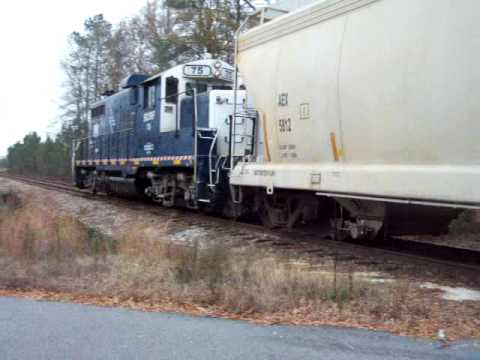 South Carolina Central Train (S.C.R.F.) Part 1 of 2
