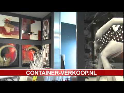 Container Verkoop Huizen : Container verkoop huizen noord holland youtube