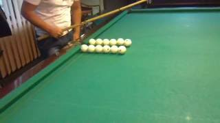 видео Зарождение бильярда