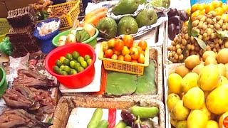 Awesome Market Food Tour - Market Food Tour In My Village - Market Food