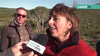Jornada Reforestació Muntanya del Comú Calafell