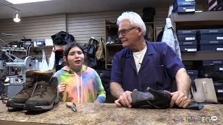 Emma shops for shoes thumbnail