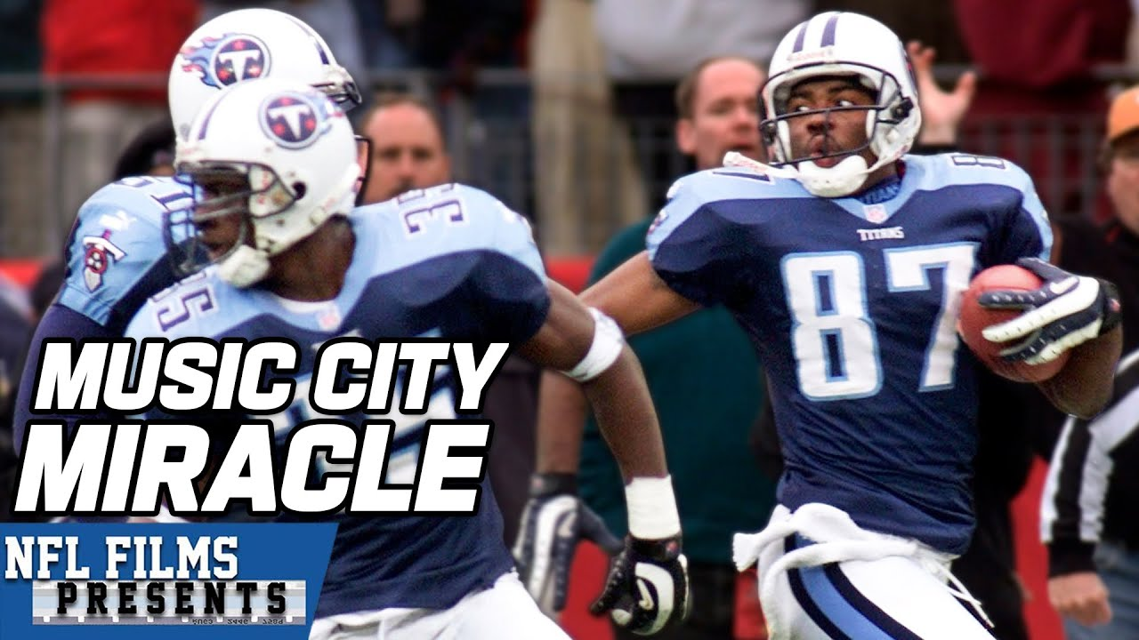 A Deep Dive Into The Music City Miracle Nfl Films Presents Youtube