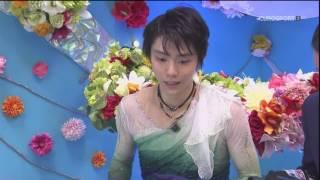 2016年NHK杯フリースケート、Bユーロスポーツ解説の翻訳です。