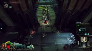 Warhammer 40k Inquisition Martyr Alpha Gameplay