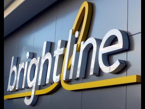 Brightline - West Palm Beach Station Tour - 7/27/17