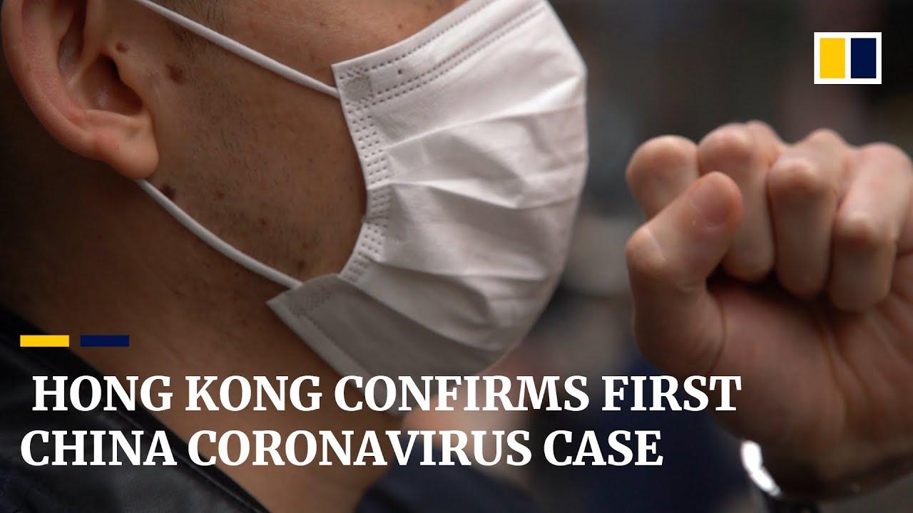 China coronavirus: Hong Kong confirms first infection as Beijing ...