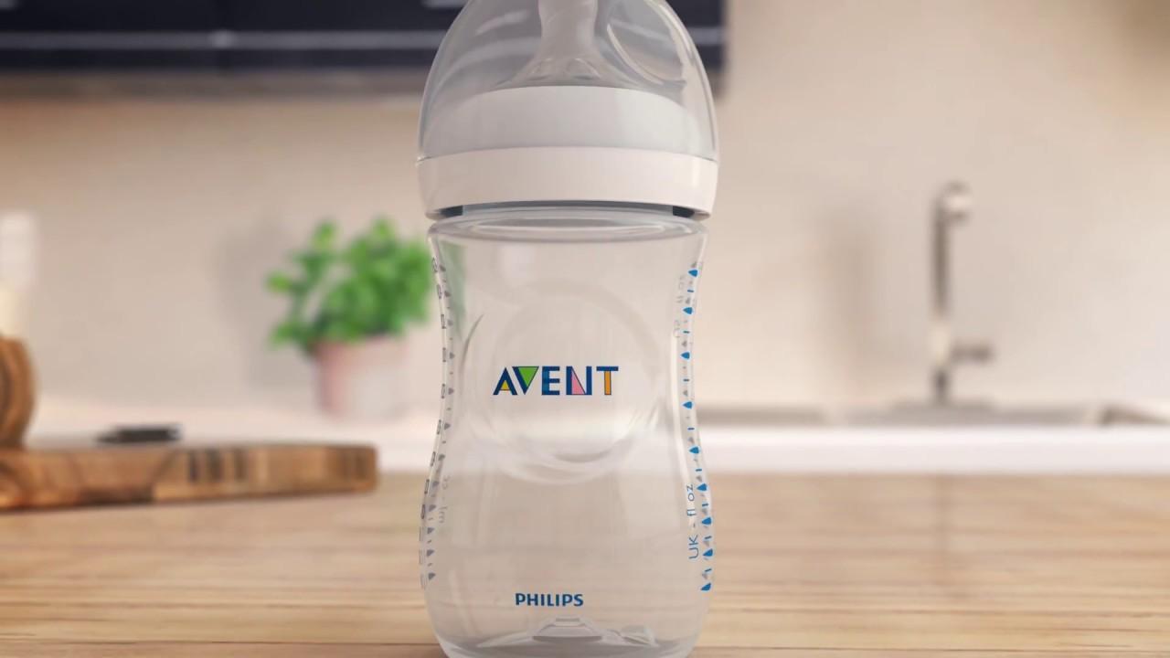 Natural nappflaska - Det mest naturliga sättet att flaskmata - Philips Avent ff1c556a8c2ac
