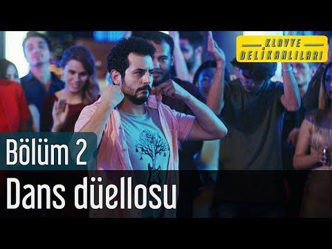Klavye Delikanlıları 2. Bölüm - Dans Düellosu