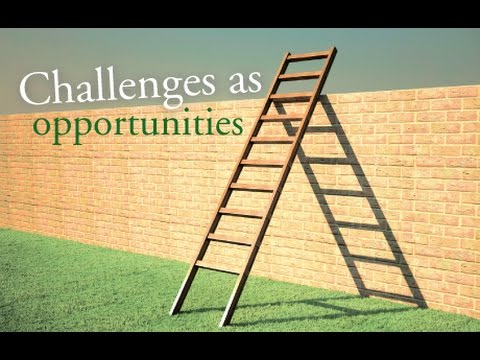 """The Meaning of Challenges and """"Problems"""" In Our Life"""