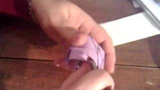 Rosa Origami Di Kawasaki [parte Ii]